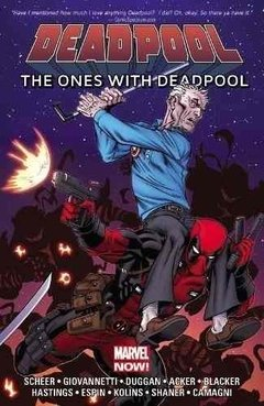 Deadpool The Ones With Deadpool Tpb Inglés