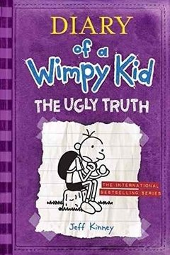 Diary Of A Wimpy Kid Tomo 5 Inglés The Ugly Truth