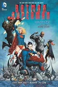Batman Superman Vol 2 Tpb Inglés Greg Pak