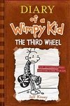 Diary Of A Wimpy Kid 7 The Third Wheel Inglés