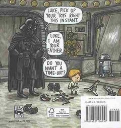 Darth Vader And Son Inglés - comprar online