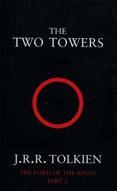 The Two Towers Inglés Tolkien Lord Of The Rings