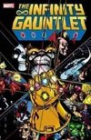 The Infinity Gauntlet Tpb Inglés Avengers Thanos War Starlin