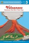 Volcanoes Puffin Young Readers Level 3 Inglés