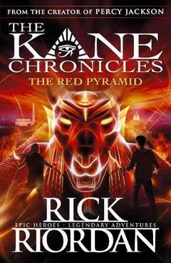 The Red Pyramid Inglés Rick Riordan