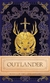Outlander Hardcover Ruled Journal (Science Fiction Fantasy) (Inglés) Tapa dura
