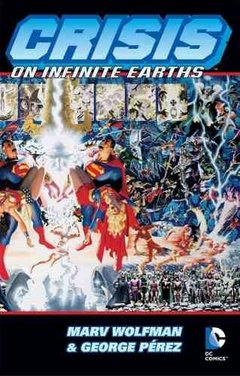 Crisis On Infinite Earths Tpb Inglés Wolfman Ross Dc