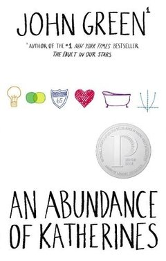 An Abundance Of Katherines Inglés John Green