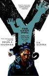 Y The Last Man Deluxe Edition Book 1 Hc Inglés Vaughan