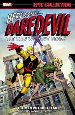 Daredevil Epic Collection Vol 1 Tpb Inglés