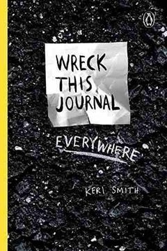 Wreck This Journal Everywhere Inglés Keri Smith