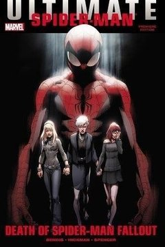 Ultimate Spider-man Fallout Tpb Inglés Death Of Spider-man