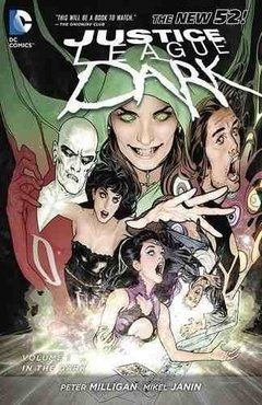 Justice League Dark Vol 1 Tpb Inglés
