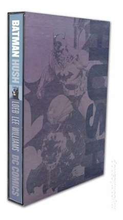 Absolute Batman Hush Hc Inglés