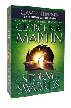 A STORM OF SWORDS - George R. R. Martin