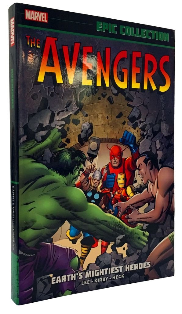 AVENGERS - Epic Collection: Earth's Mightiest Heroes