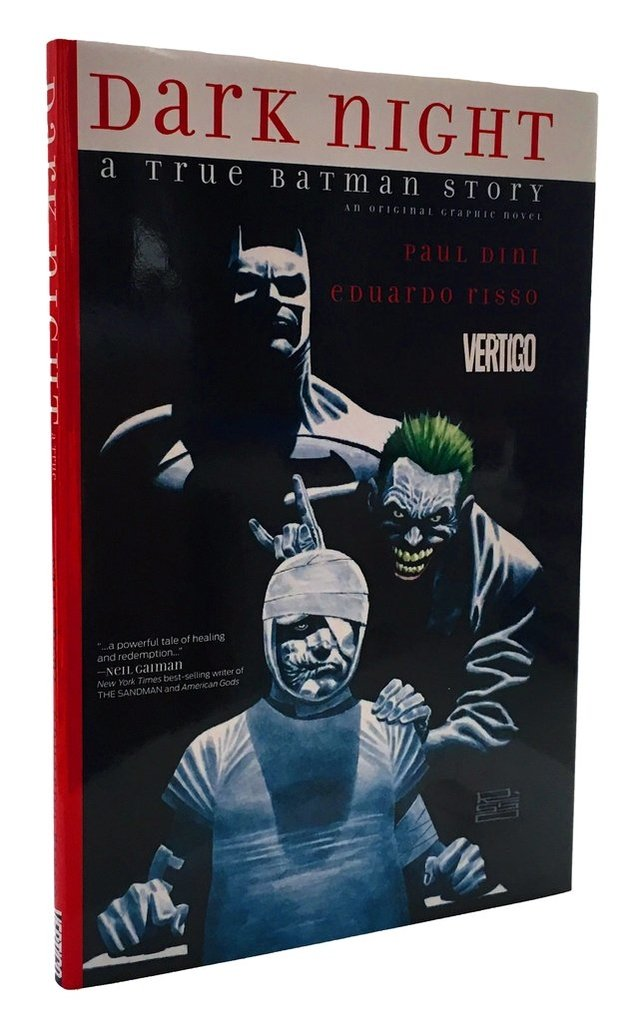DARK NIGHT: A TRUE BATMAN STORY - Paul Dini y Eduardo Risso