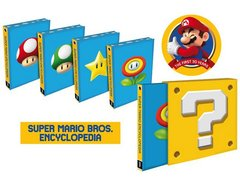 Super Mario Encyclopedia: The Official Guide to the First 30 Years Limited Edition (Inglés) - comprar online
