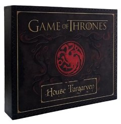 GAME OF THRONES: HOUSE TARGARYEN STATIONERY SET DELUXE - comprar online