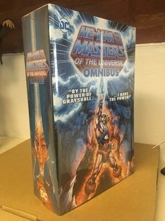 He-Man and the Masters of the Universe Omnibus (Inglés) - comprar online