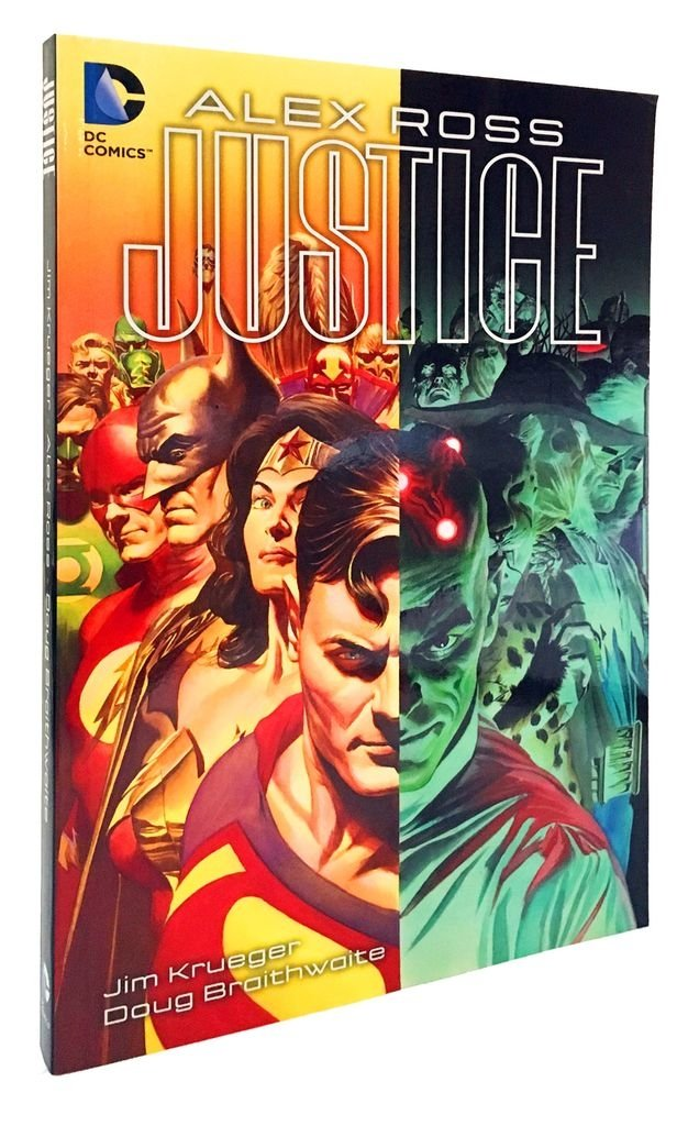 JUSTICE · Jim Krueger · Alex Ross