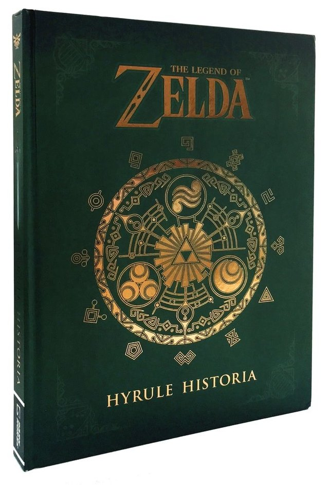 THE LEGEND OF ZELDA: HYRULE HISTORY - comprar online