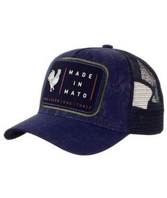 Boné Made in Mato Trucker - Outside Blue - comprar online