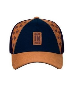 Boné Made In Mato Clipping Trucker