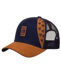 Boné Made In Mato Clipping Trucker - comprar online