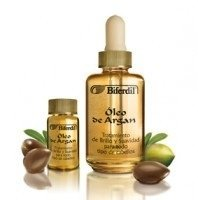 Imagen de Biferdil Oleo De Argan Brillo Y Anti Frizz Pack 6 Ampollas