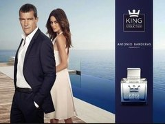 King Of Seduction De Antonio Banderas 50ml Edt Para Hombre - Tienda Ramona