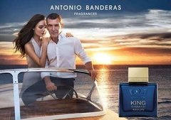 King Of Seduction Absolute Antonio Banderas Edt 100ml+ Desod - comprar online