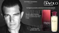 Diavolo De Antonio Banderas Edt Spray 100ml - España en internet