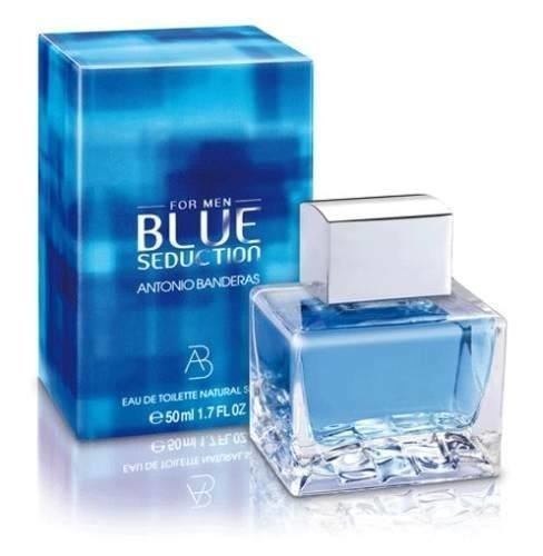 e6e1ebf0d Blue Seduction De Antonio Banderas For Men Edt 50ml