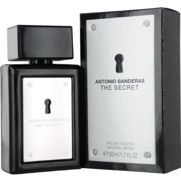 47737b2ff The Secret De Antonio Banderas Edt 50ml Para Hombre