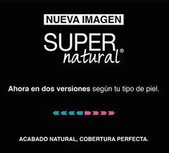 Imagen de Base Suave Ligera Maybelline Super Natural Piel Normal Seca