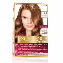 Coloración En Crema Tintura Kit Excellence Creme Loreal en internet