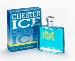 Chester Ice Eau De Toillete 100ml + Desodorante Para Hombre en internet