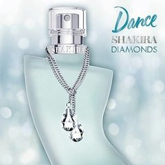 Dance Diamonds By Shakira Edt 50ml Para Mujer
