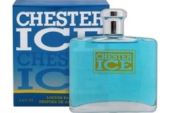 Chester Ice Eau De Toillete 100ml + Locion After Shave 100ml - Tienda Ramona