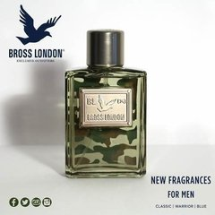 Bross London Warrior Perfume Edt 100ml Exclusive Outfitters - tienda online