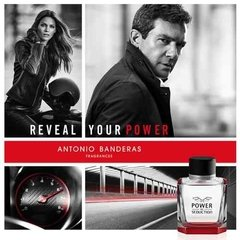 Power Of Seduction Antonio Banderas Edt 100ml + Desodorante - Tienda Ramona