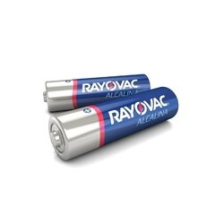 Pilas Alcalinas Aa Rayovac Pack 12 Pilas Ideal Hoteles en internet