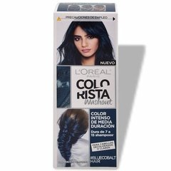 Tintura Semi Permanente Colorista Washout Loreal 8 Colores