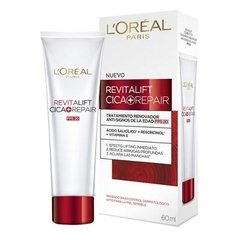 Crema Antiarrugas Loreal Revitalift Cica+ Repair Fps20 60ml