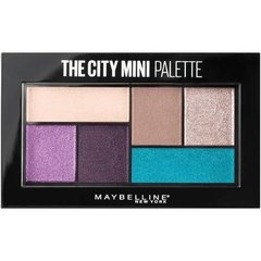 Paleta De Sombras Maybelline City Mini Palette Graffiti Pop