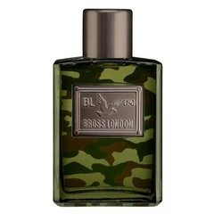 Bross London Warrior Perfume Edt 100ml Exclusive Outfitters en internet