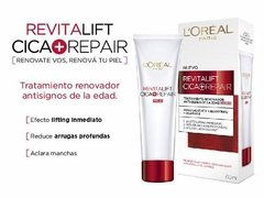 Crema Antiarrugas Loreal Revitalift Cica+ Repair Fps20 60ml en internet