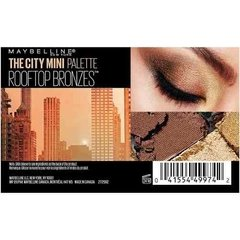 Maquillaje Paleta Sombras Maybelline The City Mini Palete X2