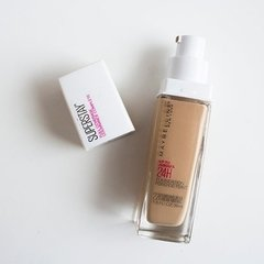 Imagen de Base Maquillaje Maybelline Superstay 24hs Full Coverage